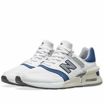 New Balance 997 Mens Trainers White/Blue Sneakers - $158.18