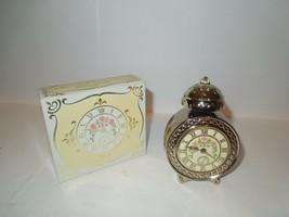 Avon Beautiful Awakening Alarm Clock - Elusive Cologne - 3 Fl Oz Full, B... - $5.45