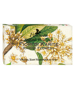 Florinda Floral Air Karite Flowers Vegetal Soap Bar 100g 3.5oz - $6.28