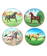 Purebred Horses of America Collector Plate WS George Donald Schwartz - $81.36