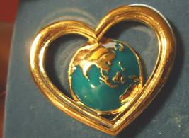 Avon Heart Of Asia Pin - $4.99