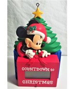 Hallmark Count Down to Christmas Mickey Mouse Ornament 2012 - $9.00