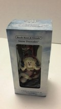 Boyds Bears & Friends Snow Doodles Christmas Ornament Style #2505 Snowman - $18.37