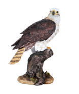 Pacific Giftware Wildlife Red Tailed Hawk Eagle Birds of Prey Figurine S... - $23.75