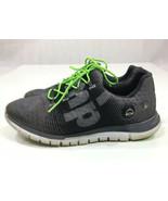 REEBOK The Pump 023501 615 Black/Grey/White Sneakers Shoes Mens US Size 9.5 - $24.97