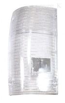 1 LEFT SIDE REAR TAIL LIGHT LENS FOR MAZDA MAGNUM B2000 B2200 B2600 WHIT... - $16.79