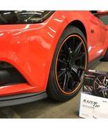 07-10 BMW 3 Series 2DR Rim Savers/Rim Blades Wheel Protectors Pick Color - $79.99