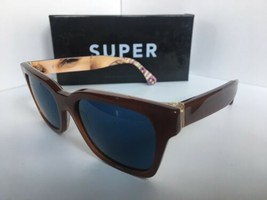a8ef86d2538 New RetroSuperFuture America 732 Brown 51mm Sunglasses Italy - £114.69 GBP