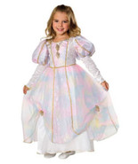 Girls Rainbow Princess Halloween Costume Size 5-7 Years - $34.00