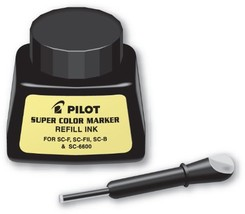 Pilot Super Color Permanent Marker Refill Ink, 1 Ounce Bottle with Dropp... - $6.16
