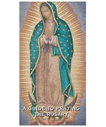 A Guide To Praying The Rosary ( 5 Pamphlet ) - $2.99
