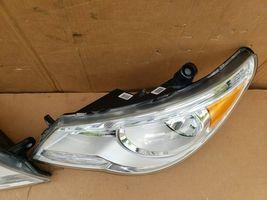 09-12 Volkswagen VW Routan Halogen Headlight Head Light Lamp Set LH & RH image 5