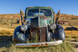 Bodie Ghost Town Beat Up Truck, Fine Art Photos, Paper, Metal, Canvas Pr... - $40.00