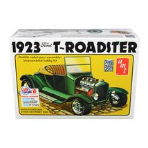 Skill 2 Model Kit 1923 Ford Model T Roadster 2 in 1 Kit 1/25 Scale Model... - $58.74