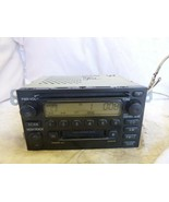 Toyota Factory Radio Single Disc Cd Cassette Player 86120-0C020 16814 RAZ45 - $69.30