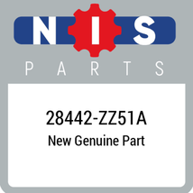 28442ZZ51A Nissan CAMERA ASSY  BACK VIEW, New Genuine OEM Part - $514.29