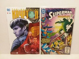 SUPERMAN - KRYPTON: SYFY SPECIAL INSERT COMIC +#74 - DOOMSDAY - FREE SHI... - $14.03