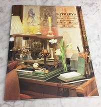 Sothebys NY Robert H Metzger Collection Oct 27 1995 HC Auction Catalog R... - $24.18