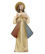 Sister Hummel's Divine Mercy 8 Inch Resin Statue - $59.99