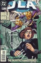 (CB-5) 2000 DC Comic Book: JLA #37 { World War III part 2 }  - $2.00
