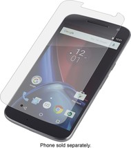 ZAGG InvisibleShield HD Clear Screen Protector for Moto G 4th Gen  - Clear - $5.49