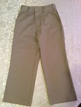 Boys - Size 6 - Austin Clothing Co.- khaki uniform/pants - Great for school - $4.40