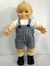"Vtg 1997 Lee Middleton Kewpie Buddy 16"" Doll w/Tags Box Certificate Auth... - $25.73"