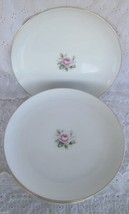 "Set of 2 Style House Fine China Japan Miniver 10.5"" Dinner Plates Plates... - $16.99"
