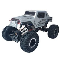 Remo Hobby 1071 - SJ 1/10 2.4G 4WD 550 Brushed RC Car Off-road Truck Rock - $175.98