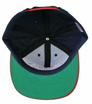 Another Enemy Marineblau Rot Sommer Klassisch Verstellbar Snapback Baseball Hut image 6