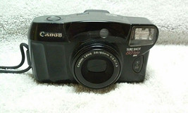Canon Sure Shot 80 Tele 35mm Point & Shoot Film Camera - $16.50