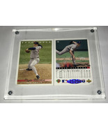 Roger Clemens Red Sox Autograph UDA Authentication - $49.00