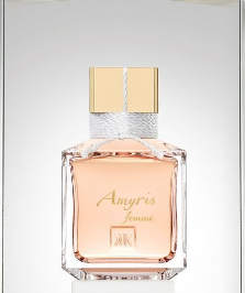 AMYRIS EXTRAIT by FRANCIS KURKDJIAN 5ml Travel Spray Iris Lemon Leaf Oud
