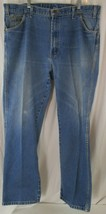 Dickies Work Jeans Pants Mens Size 42X32 Heavy Duty Outer Wear Denim - $9.69