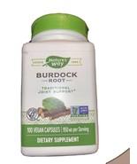 Natures Way Burdock Root - $16.73