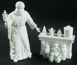 Lenox Nativity Perfume Seller Figurine White Bone At The Bazaar Christma... - $56.43