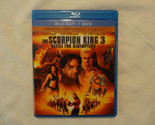 The Scorpion King 3 Battle for Redemption Blu-ray/DVD 2012 Excellent Discs
