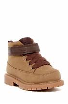 "NEW! Carter's ""Ronald"" Khaki/Brown Winter Boot Size 9 (Toddler) - £19.46 GBP"