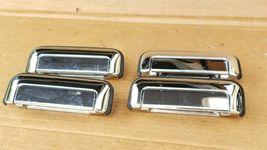 00-04 Mitsubishi Montero Pajero Sport JDM Chrome Door Handle Set image 3