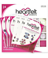 Heartfelt Creations Wild Aster I Want It All Collection, IWIA1114 With T... - $140.25