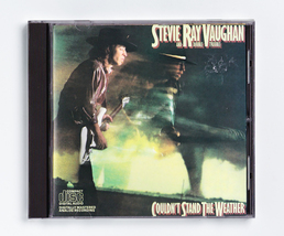 Stevie Ray Vaughan, Couldn't Stand the Weather, Guitar Rock Music CD - $4.25