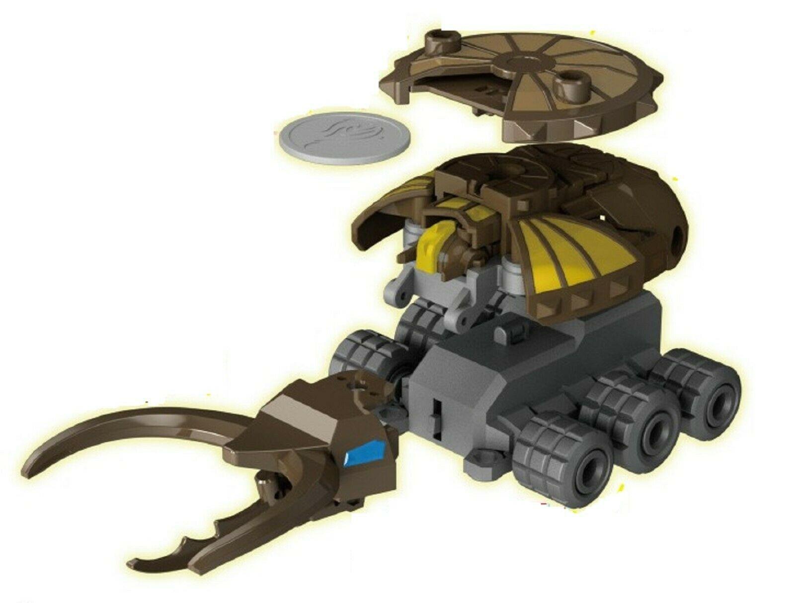 Bugsbot Ignition Basic B-06 Battle Caucasus Action Figure Battling Bug Toy