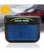 AutoCool Solar Car Window Fan™ Auto Ventilator Cooler Air Vent Fan Syste... - $12.68