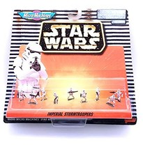 Micro Machines Star Wars Imperial Stormtroopers Collection - $42.52