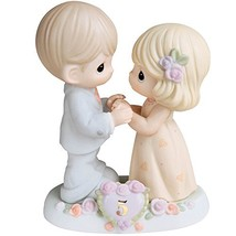 Precious Moments,  I Fall In Love With You More Each Day - 5th Anniversa... - $71.71