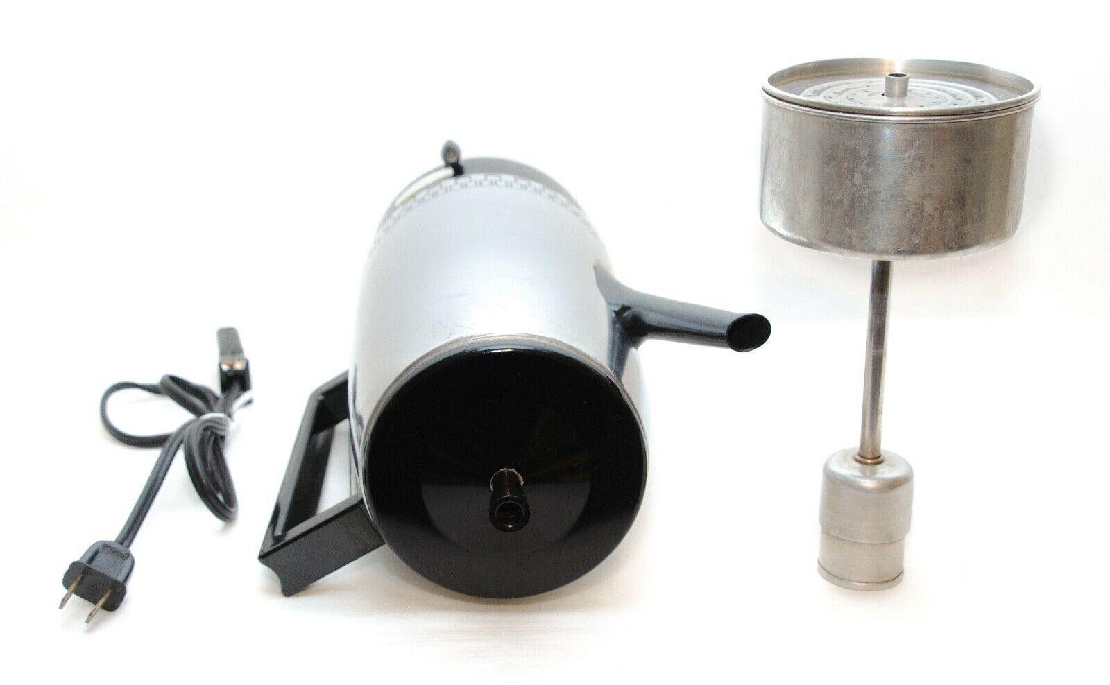 Vintage Empire Aluminum Automatic 12-Cup Percolator Coffee Pot Maker