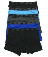 New Balance Assorted Colors Boxer Brief 5 in Package New in Package Men's  - $30.74