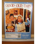 Good Old Days Magazine August 2005 End of the War, The Shack - $8.99