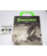 Disney FRANKENWEENIE Persephone Sparky Tim Burton Halloween treat bag su... - $6.57