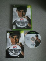 Tiger Woods PGA Tour 2005 Microsoft Xbox 2004 PAL Golf Game  - $2.57